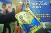 Expectativa en Colombia por llegada del álbum oficial de Panini para Rusia 2018