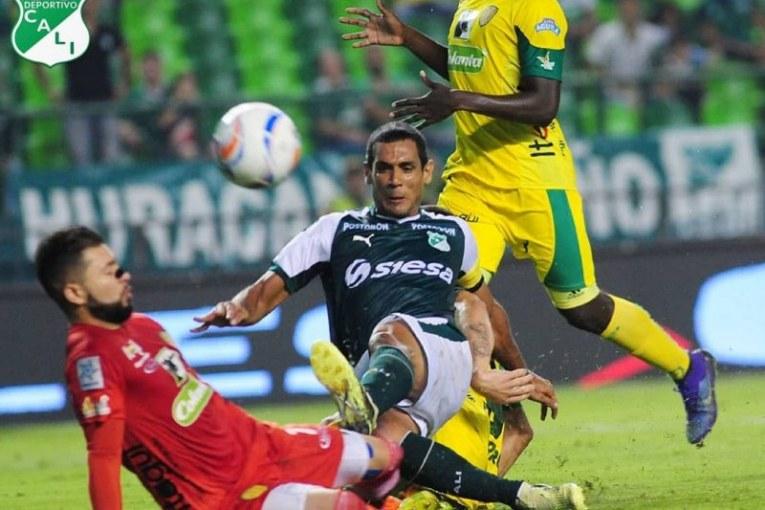 Deportivo Cali, como mejor local de la Liga, derrotó a Leones en Palmaseca