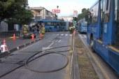 Advierten que uno de los operadores del Mío invierte poco en mantenimiento de buses