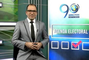 Agenda Electoral: candidatos para la consulta de izquierda presentan sus propuestas