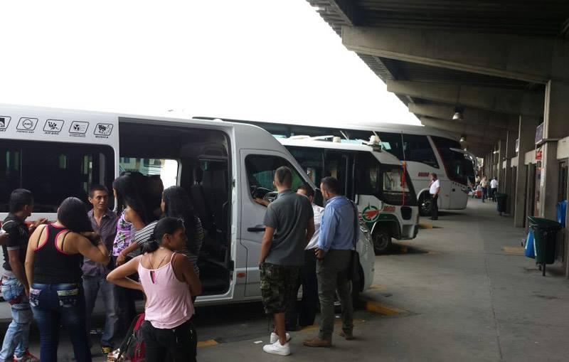 Alcaldía de Cali instalará comedor comunitario para venezolanos en Terminal de Transportes