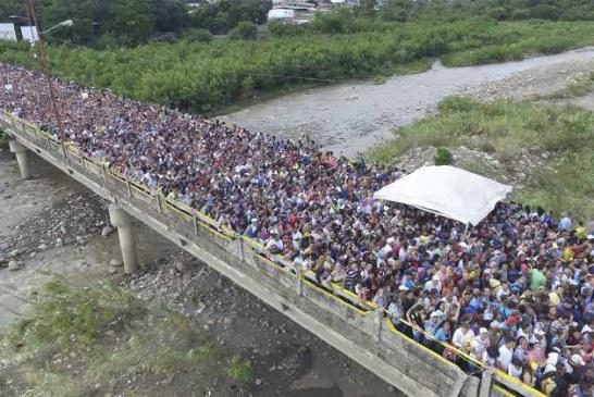 Colombia llega a 50 millones de habitantes por inmigración de venezolanos