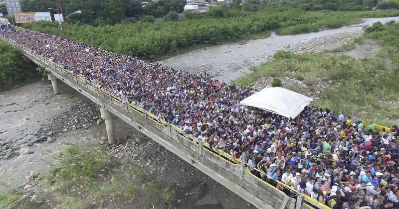 Emiten alerta para evitar brote de sarampión y rubéola ante migración de venezolanos
