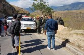 Cuatro hinchas del América murieron tras caer a un abismo en la vía Panamericana