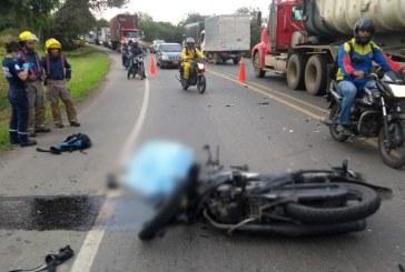 Identifican a motociclista que murió en accidente de tránsito en vía Cali – Mulaló
