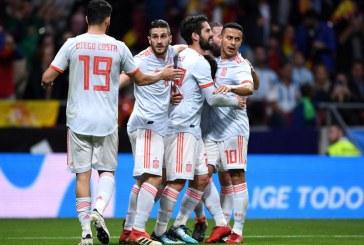 ¿Argentina depende de Messi? sin el 10, la albiceleste fue aplastada 6-1 por España