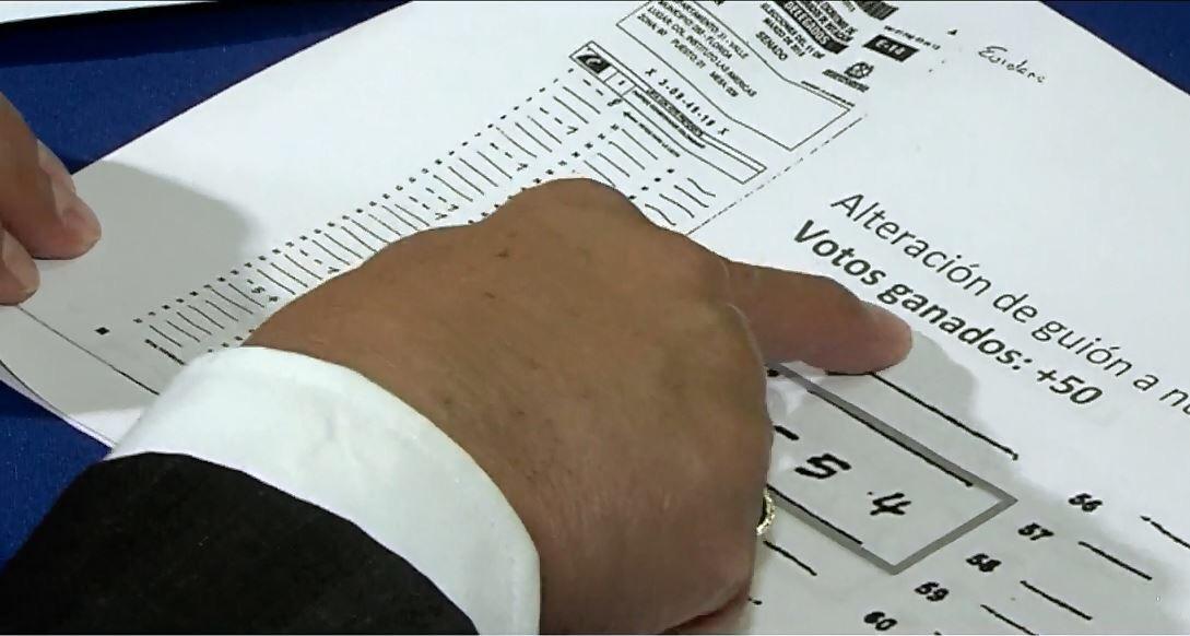 Partido Conservador del Valle denuncia inconsistencias en resultados electorales