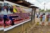 Familias de Brisas del Cauca acuerdan restitución con el Municipio