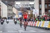 El caleño Járlinson Pantano ganó la quinta etapa de la Vuelta a Cataluña