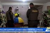 Comunidad de Caldono, Cauca realizó acto de rechazo por muerte de dos uniformados