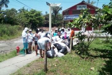 CVC dirigió jornada de recolección de residuos en Ladrilleros, Buenaventura