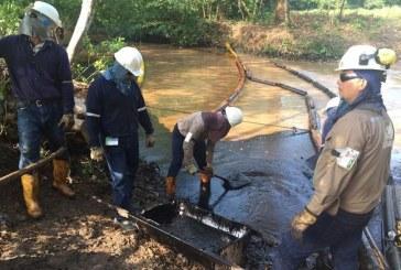 CVC dispuso equipo para apoyar emergencia por daño ambiental en Barrancabermeja