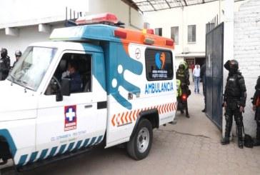 Disturbios en la cárcel de Pasto dejan hasta el momento 28 personas heridas
