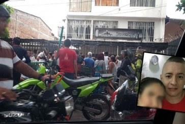 Sicario asesina a dueño de una peluquería en el barrio El Guabal, sur de Cali