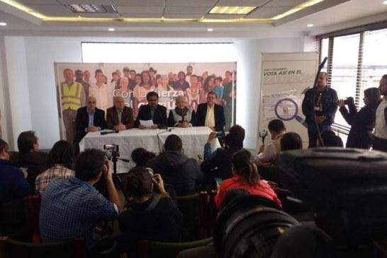En rueda de prensa, Farc anuncia que no se presentará a elecciones presidenciales