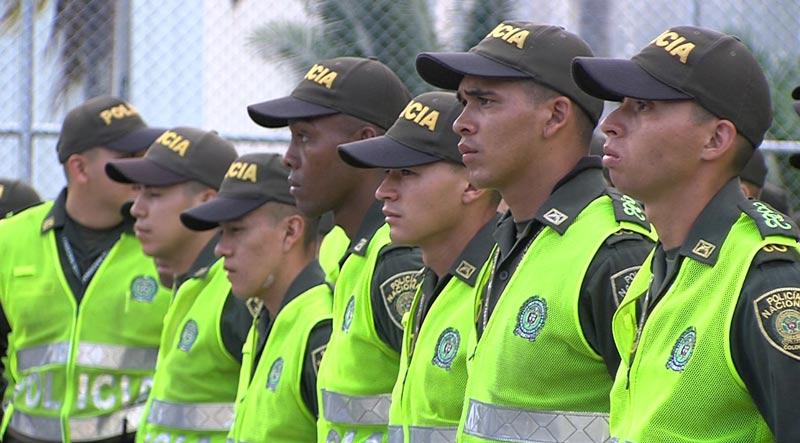 Ley seca y más de 2.000 Policías para Cali durante elecciones legislativas del domingo