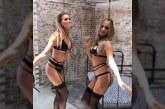 """Sexi video de Elizabeth Loaiza realizando """"X Challenge"""" es furor en Instagram"""