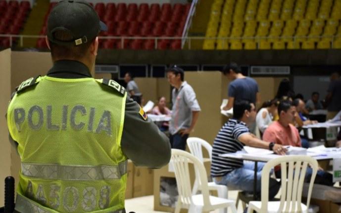 En alto riesgo electoral se encuentran 73 municipios