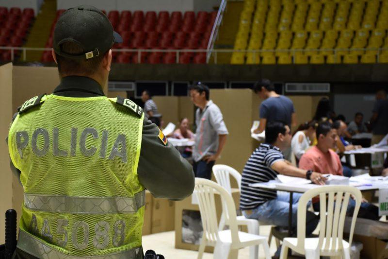 Cárcel a seis personas capturadas con orden judicial en pasadas elecciones