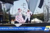 """El Pacífico brilló con luz propia en festival """"Danzando con el Sol"""" de Anapoima"""