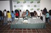 Fin a 'Los Roca', tenían ganancias de 70 millones mensuales por venta de droga
