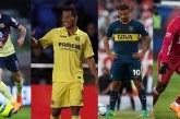 Un fin de semana lleno de goles colombianos en el exterior