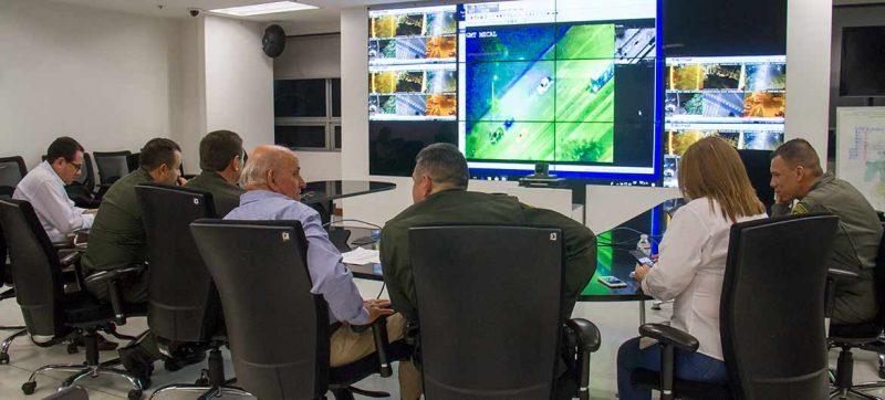 Policía de Cali continúa trabajando en Plan Fortaleza cubriendo 202 puntos estratégicos