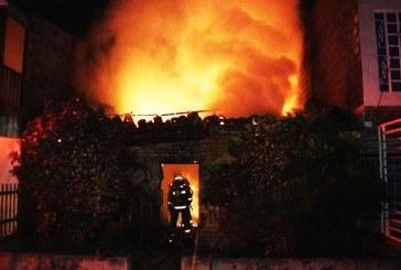 Hombre de 70 años murió incinerado en su vivienda en el barrio La Fortaleza de Cali