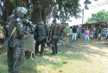 Familias que no aceptaron reubicación con Plan Jarillón comenzaron a ser desalojadas