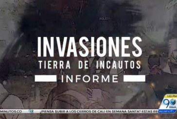En detalle: Invasiones, tierras de incautos