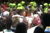 En video: nuevo caso de riñas entre estudiantes de colegios de Jamundí, Valle