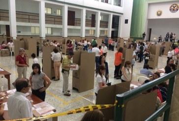 Así avanzó la jornada electoral en el suroccidente colombiano