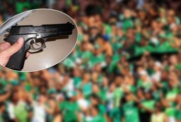 Presuntos hinchas del Deportivo Cali habrían atracado a 20 personas en Bogotá