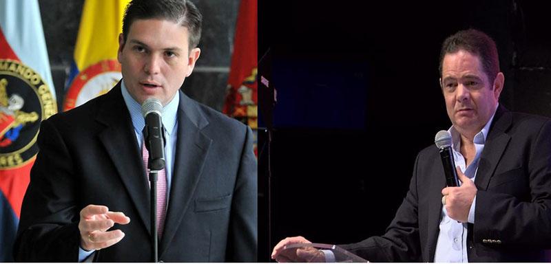 Juan Carlos Pinzón, nueva fórmula vicepresidencial de Germán Vargas Lleras