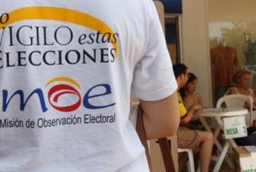 MOE alerta por violencia electoral en el Valle del Cauca