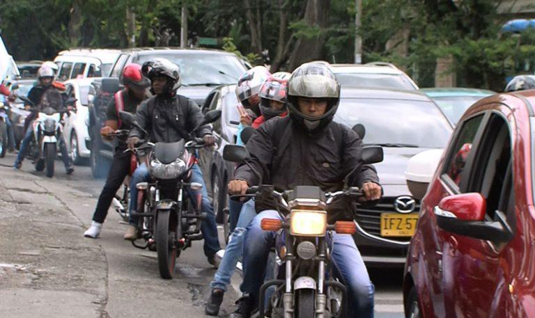 Estas son las nuevas prohibiciones que tendrán los motociclistas en Cali para 2019