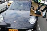 Murió sicario que había atacado a comerciante que conducía un Porsche en Cali
