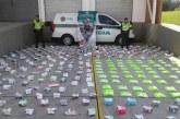 Millonaria incautación en operativos contra la piratería de celulares en el Valle