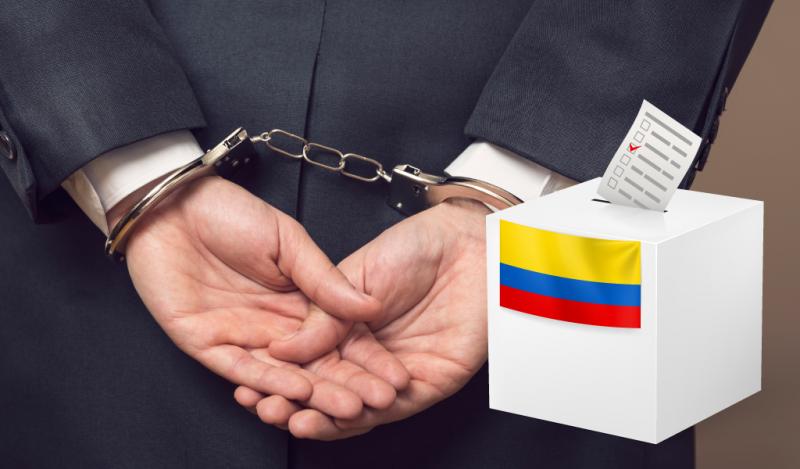 Delitos electorales: fueron capturados 290 personas en el país