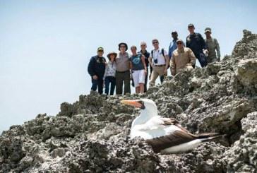 Isla Malpelo recibió visita del Príncipe Alberto II de Mónaco ¿Qué lo trajo al Valle?