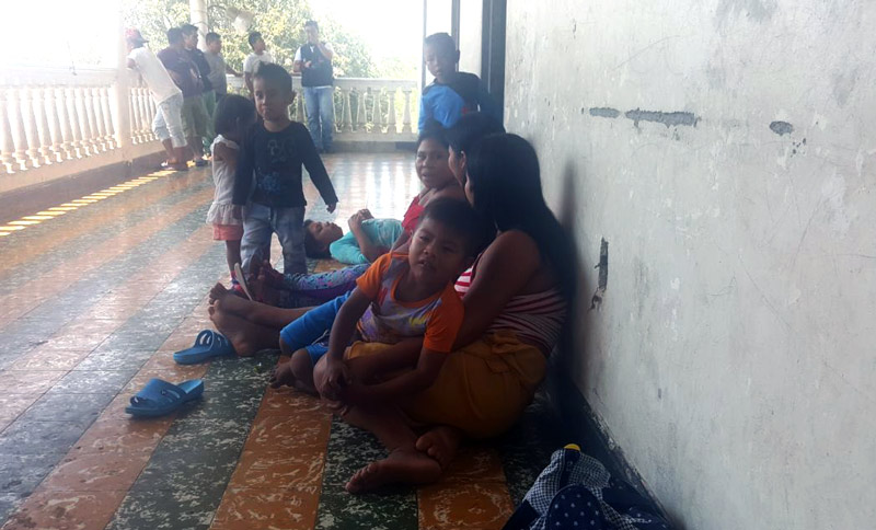 Buscan reubicar a 150 indígenas Wounaan asentados en hacienda San Marcos, Yumbo