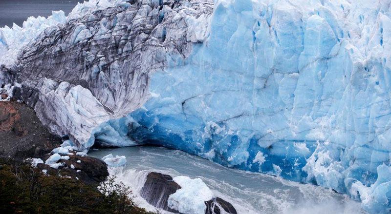 Ruptura del glaciar Perito Moreno en Argentina provoca inundación histórica