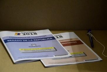 Inconformidad en Colombia por falta de tarjetones en consultas interpartidistas