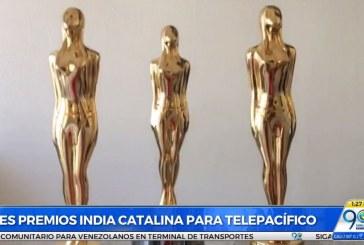 Canal regional Telepacífico recibió tres premios en los India Catalina 2018