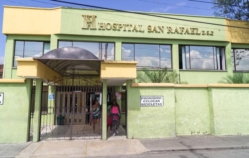 Anuncian remodelación de sala de urgencias del hospital San Rafael, de El Cerrito