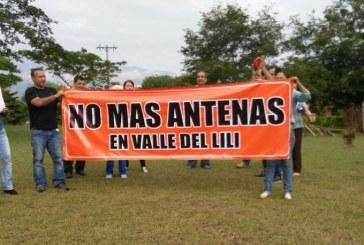Habitantes de Valle del Lili preocupados por incremento de antenas en el sector