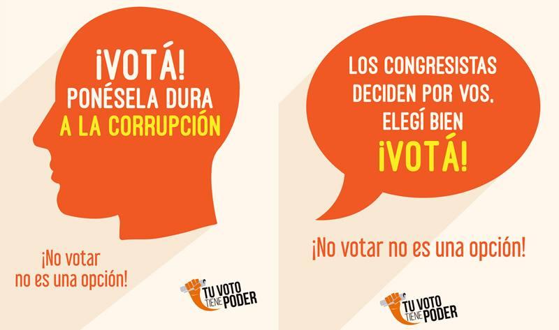 'Tu voto tiene poder': 70 organizaciones le apuestan a la democracia en el Valle