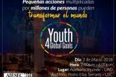 'Youth for Global Goals': iniciativa juvenil que busca el impacto mundial