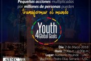 'Youth for Global Goals': iniciativa juvenil que busca el impacto mundial
