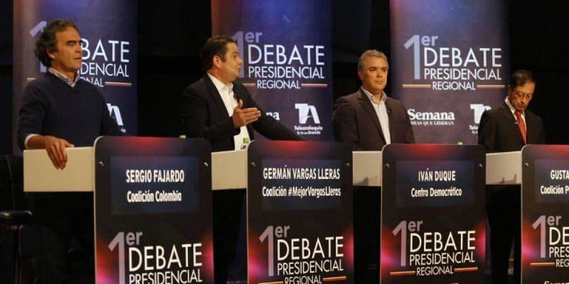 INE aprueba formato del primer debate